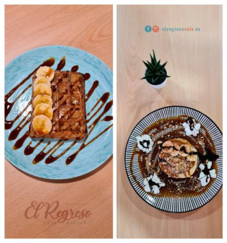 El Regreso Café - Muy dulce