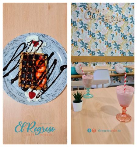 El Regreso Café - Smoothies y Gofres